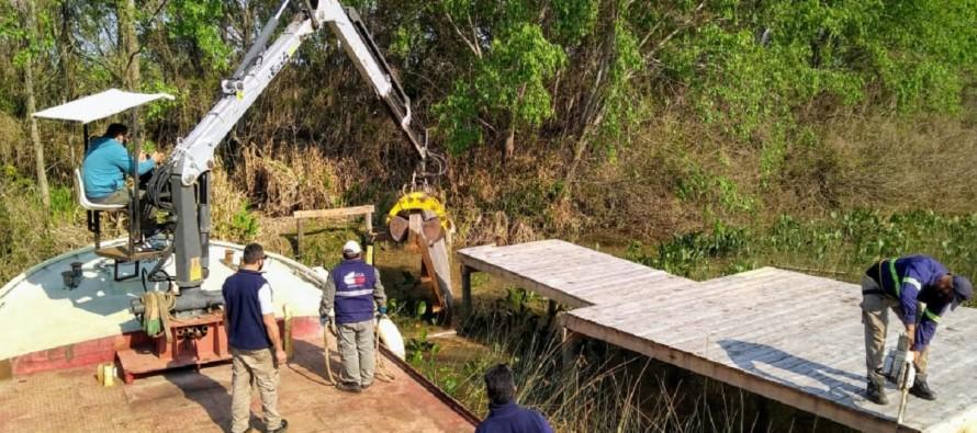 Tigre: continúan las inspecciones para poner freno al negocio inmobiliario en el Delta
