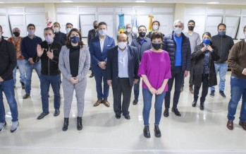 Intendentes del PJ se reunieron para evaluar aperturas y el contexto social, económico y político