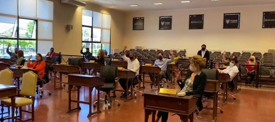 El Concejo Deliberante de Tigre aprobó la creación de un registro digital para todas las normas municipales