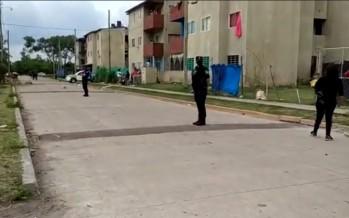 Se realizó el desalojo de 127 familias en el barrio Garrote de Tigre