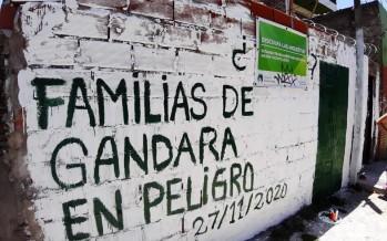 Joaquín Noya presentó un amparo judicial por el muro en el barrio Gándara de Olivos