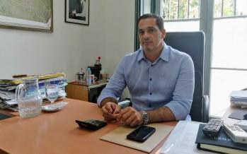 """Leandro Martín: """"En San Isidro somos pioneros en cuestiones ambientales"""""""