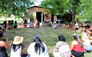 Se llevó a cabo el segundo Encuentro de Mujeres en Punta Querandí