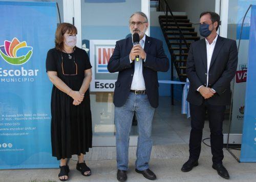 El INTA inauguró una Agencia de Extensión Rural en Escobar