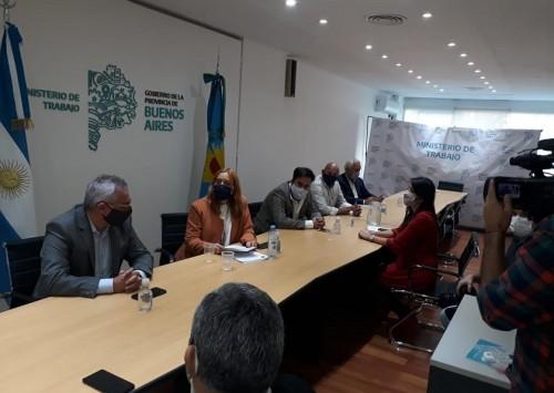 La Asociación de Trabajadores Municipales de Tigre celebró el nuevo Convenio Colectivo de Trabajo