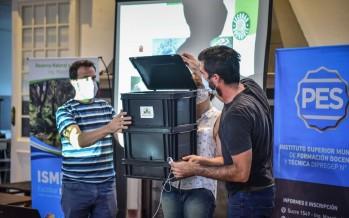 Mes del Compostaje en Escobar: más de 3 mil personas se sumaron a las actividades propuestas