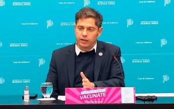 La Provincia abrió la inscripción para vacunar a menores de 13 a 17 años