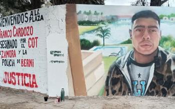 Tigre: convocan a un corte y jornada de difusión por Justicia por Franco Cardozo