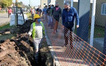 Más familias de General Pacheco y El Talar accederán al servicio de gas natural